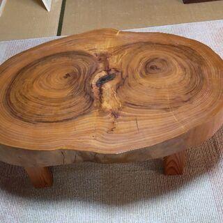 【ネット決済】木の机売ります。