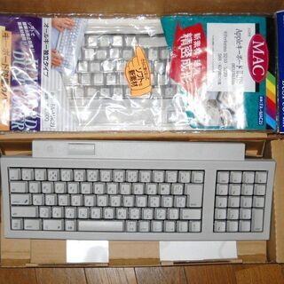 未使用 Apple Key board  ⅡJIS 2000円