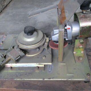 草刈機用8枚刃研磨機