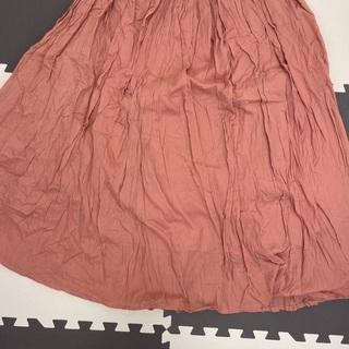 ロデオクラウン ロングスカート