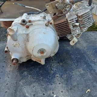 エンジン単体 郵政カブ90cc