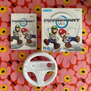 【ネット決済】Wii マリオカートハンドル