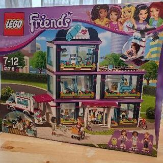 LEGO FRIENDS 41318 (ハートレイクシティ 病院)