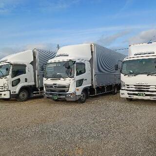 トラックドライバー(4トンウイング車)募集