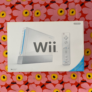 【ネット決済】Wii 本体