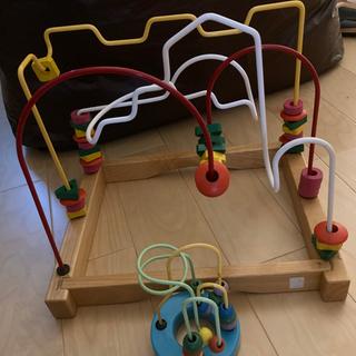 【ネット決済】ルーピング 知育玩具 指先運動