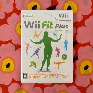 【ネット決済】WiiFitplus ソフト