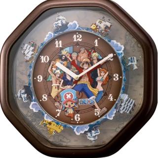 ワンピース からくり時計