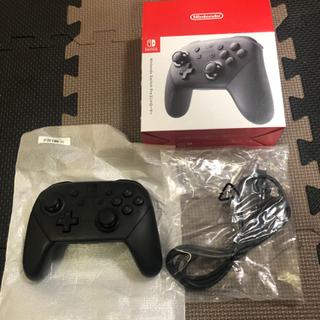 Nintendo Switch純正コントローラー