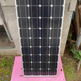 100w ソーラーパネル チャージコントローラー 付き