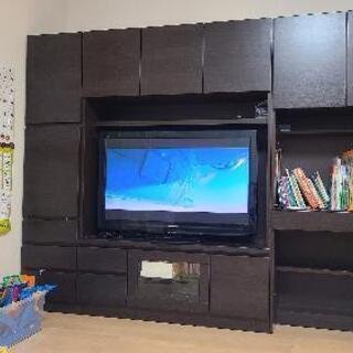 問い合わせ終了前【無料】定価10万以上 ニトリテレビ台・収納