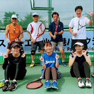 🎾硬式テニス一緒に楽しみませんか!【宮城野パワーテニスクラ…