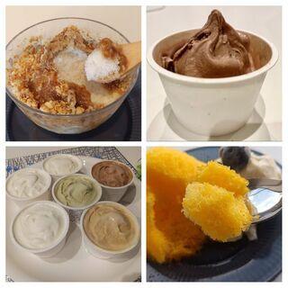 御勅使氷菓子店は、本格的ジェラート&新食感スイーツ甘雪菓子のスイ...