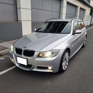 BMW320ツーリングMスポーツ H19 車検4/12 走行46...