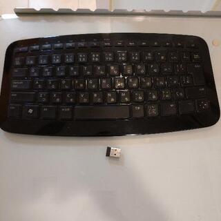 マイクロソフトワイヤレス アーク キーボード