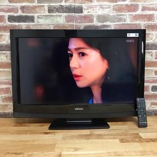①即日受渡❣️32型液晶TV BS.CS無料視聴🆗5500円