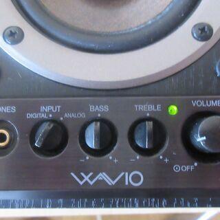ONKYO WAVIO GX-D90 アンプ内蔵パワードスピーカ...