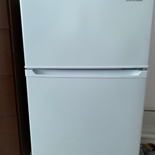 冷蔵庫 アイリスオーヤマ IRSD-9B