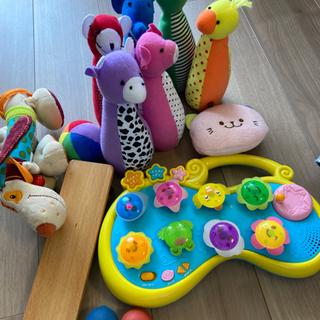 赤ちゃん〜幼児用おもちゃ