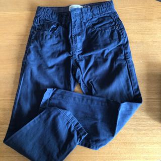 ZARA サイズ5/6 116センチ 長ズボン 紺色