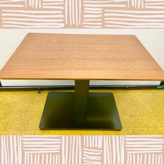 【リビンズ】昇降食堂テーブル ディーバ 105★作業代としても