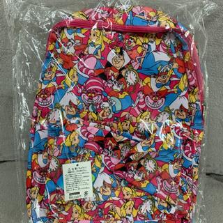 不思議の国のアリス アリス リュック 鞄 ピンク ディズニー 未使用