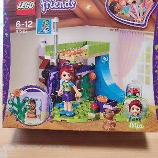 LEGO FRIENDS 41327 (ミアのお部屋 ツリーベッ...