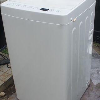2019年製 洗濯機 ハイアール Haier 容量4.5㎏…
