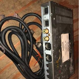 ADDZES  ZT-4630A テレビチューナー コード付き - 車のパーツ