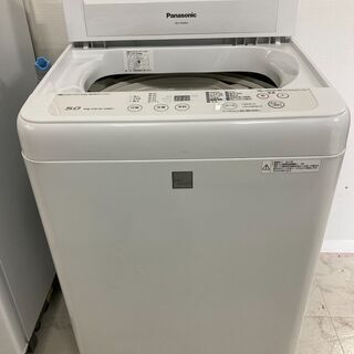 ★中古品 Panasonic パナソニック 5.0kg洗い 洗濯...