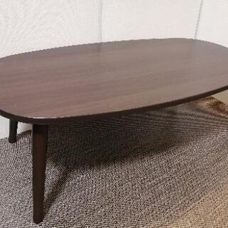 ニトリ 折りたたみテーブル ラポール