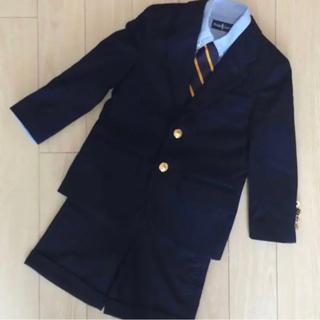 ラルフローレン 男の子 スーツ 6点セット