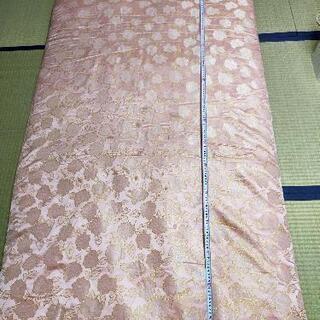 敷ふとん ピンク  約190×99cm