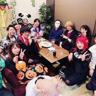 ハロウィンパーティー2021Vo.2@渋谷✨