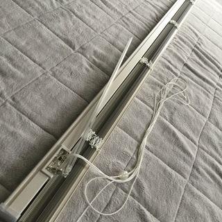 ブラインド(白) 幅172cm×高さ92cm