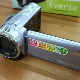 【愛品館江戸川店】JVC:デジタルビデオムービー「GZ-E345」ID:131-019031-007の画像