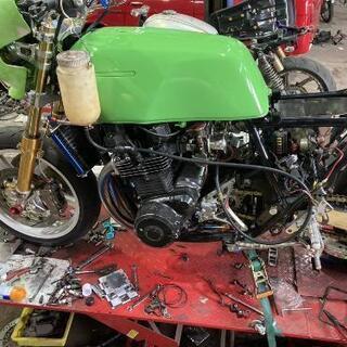 バイク、単車のエンジン制作☆見積もり無料☆《あきらめずに一度、ご...