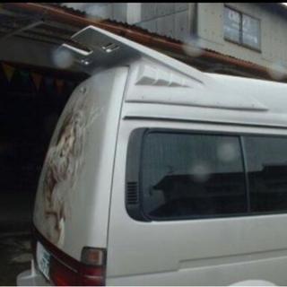 見積もり無料です‼️バニングのエアロ補修・加工・塗装・取り付け #ワンオフエアロ制作 #セミワンオフ加工  − 三重県
