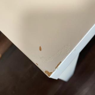 イケア IKEA テーブル ホワイト - 家具