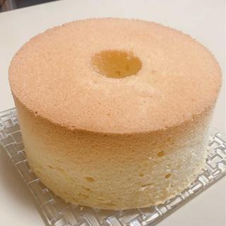 シフォンケーキ作りたい方✨食べたい方🤤
