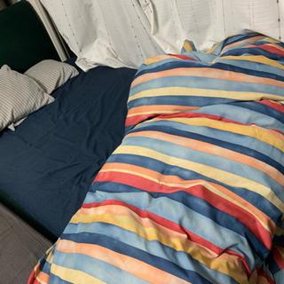 引っ越しを機にベッド出品します!