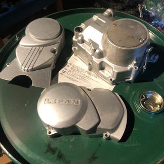 カブ系エンジンのパーツ