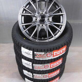 155/65R14新品アルミ4本セット ☆2021年製造タイヤ!...