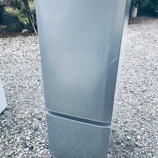 ♦️EJ1361番 三菱ノンフロン冷凍冷蔵庫 【2014年製】