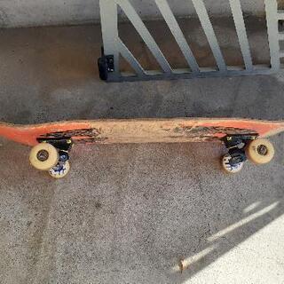 スケートボード 中古傷あり - スポーツ