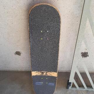スケートボード 中古傷あり