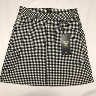 新品 エドウィンプレミア ゴルフスカート 7サイズ