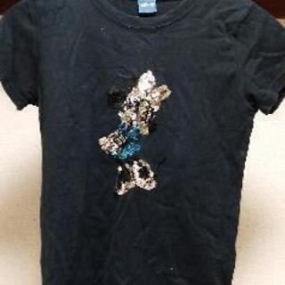 きらきらミニーマウス半袖ティーシャツキッズ - 調布市