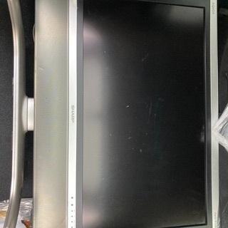 SHARP AQUOS 32型液晶テレビ ジャンク品