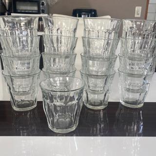 デュラレックス ピカルディ グラス 17個